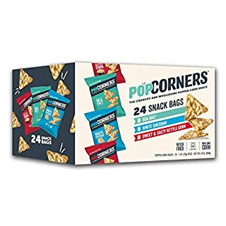 Popcorners Variety Pack, 24 Count - SET OF 3