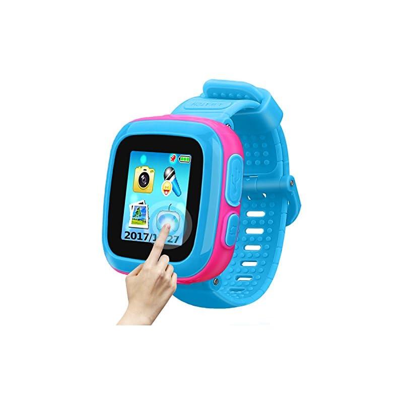 Game Smart Watch Of Kids, Girls Watch Wi
