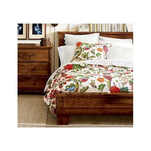 Amazon.com   Pottery Barn Sumatra Bed U0026 Dresser Set   Bedroom Furniture Sets