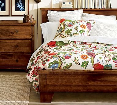 Amazon Com Pottery Barn Sumatra Bed Dresser Set Bedroom