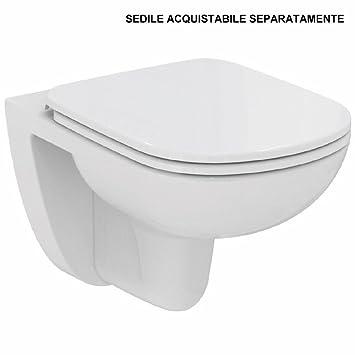 VASO GEMMA 2 CERAMICA DOLOMITE SOSPESO BIANCO EU: Amazon.it: Casa ...