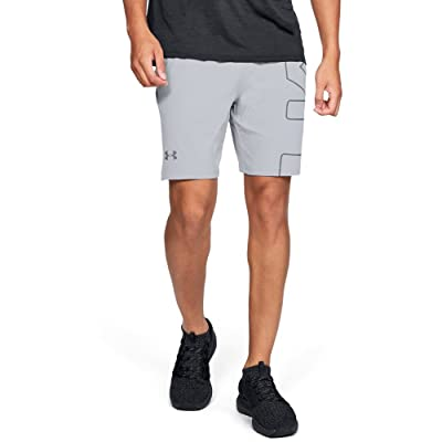 Under Armour Men's Cage Graphic Shorts: Clothing