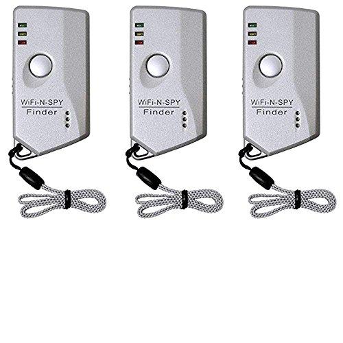 WiFi-N-Spy WiFi Finder, DC656 - Set of 3.
