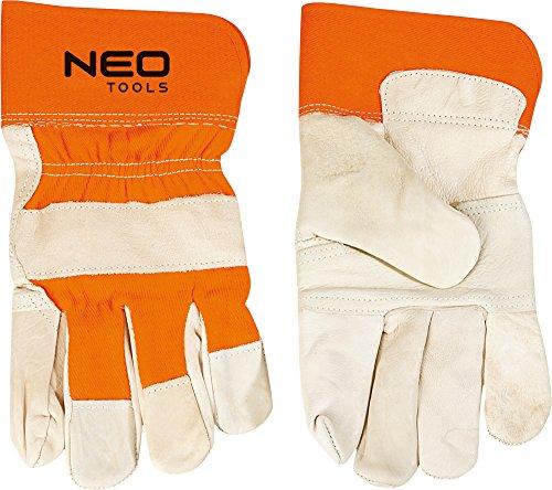 """NEO paire de gants de travail, Rindoberleder 97–602 10,5 """""""