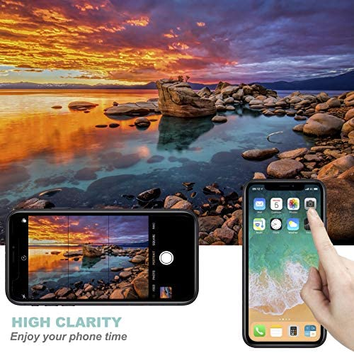 for iPhone 11 Screen Replacement iPhone 11 Replacement Screen iPhone 11 LCD Screen Replacement Digitizer Assembly with 3-d Touch+Screen Protector+Waterproof Glue A2111 A2223 A2221