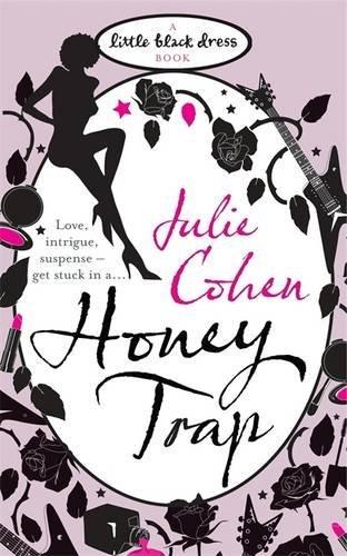book cover of Honey Trap