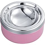 Visol Cosmopolitan Pink Cigarette Ashtray