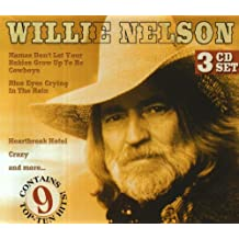 Willie Nelson: Blue Eyes Crying in the Rain/Willie & Friends/Crazy