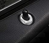 YUWATON Car Door Bolt Lock Decorative Cover for