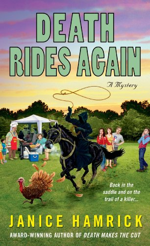 Death Rides Again (A Jocelyn Shore Mystery Book 3)