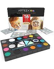 ARTEZA Pinturas de cara para niños