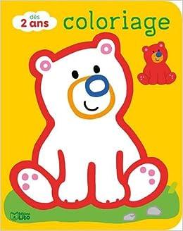 Coloriages Pour Les Tout Petits Les Animaux De La Montagne Des 2