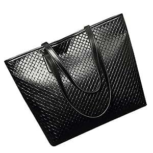 Bageek Tote Bag Shoulder Bag Simple Top Handle Tote Handbag for Women