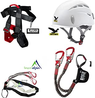 LACD set evo pro modèle 2014   lACD sangle easy salewa toxo casque