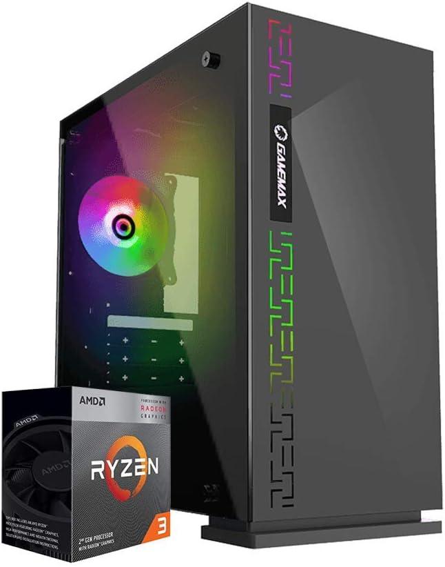 AMD Ryzen 3 3200G 3.70 GHz, 8Gb Ram DDR4, T.Gràfica Radeon Vega 8