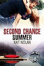 Second Chance Summer (Camp Firefly Falls Book 9)