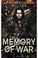 Memory of War: Legends of the Tri-Gard Vol. 0 Paperback