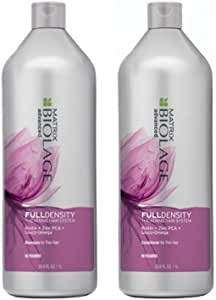 Matrix Biolage Advanced FullDensity Shampoo & Conditioner Duo Pack - 1L