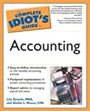 img - for The Complete Idiot's Guide to Accounting by Lita Epstein MBA (2003-11-04) book / textbook / text book