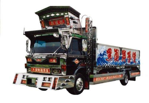 フジミ模型 1/32 トラックモデル 番外シリーズ 三代目 烈津號 1999年の商品画像
