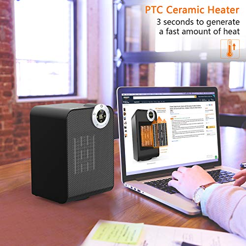 Buy digital heater with thermostat