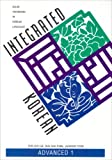 img - for Integrated Korean: Advanced 1 (KLEAR Textbooks in Korean Language) book / textbook / text book