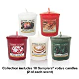 Yankee Candle Holiday Favorites Samplers Votive Collection