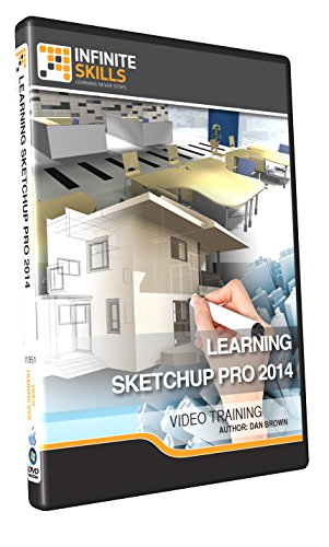Learning SketchUp Pro 2014 - Training DVD