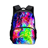 backpack teen,CARBEEN Universe Space TrendyMax Galaxy Pattern Backpack Cute for School