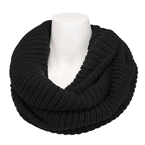 Dg Hill Winter Scarf For Women Warm Lightweight Infinity Wrap Cute