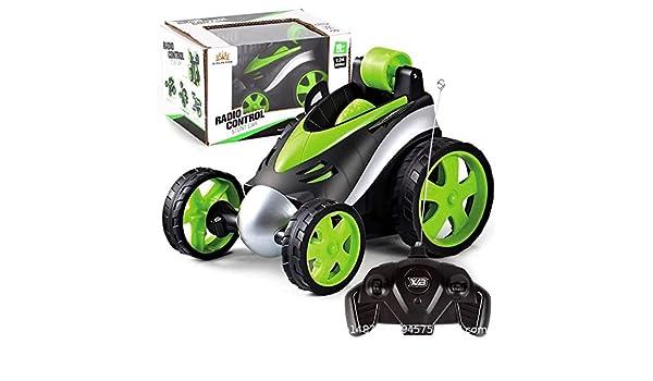 Control remoto a auto vehículo de juguete para niños Niño Niña Dual-mode de 360 ° RC Car con mando a distancia y Stunt Escalada pared Función Kids Toys for ...