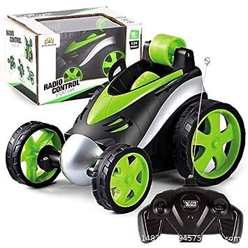 Control remoto a auto vehículo de juguete para niños Niño Niña Dual-mode de 360