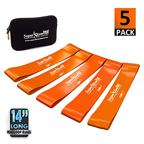 Super Exercise Band 5 Pack 14