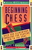 Beginning Chess, Bruce Pandolfini, 0671795015