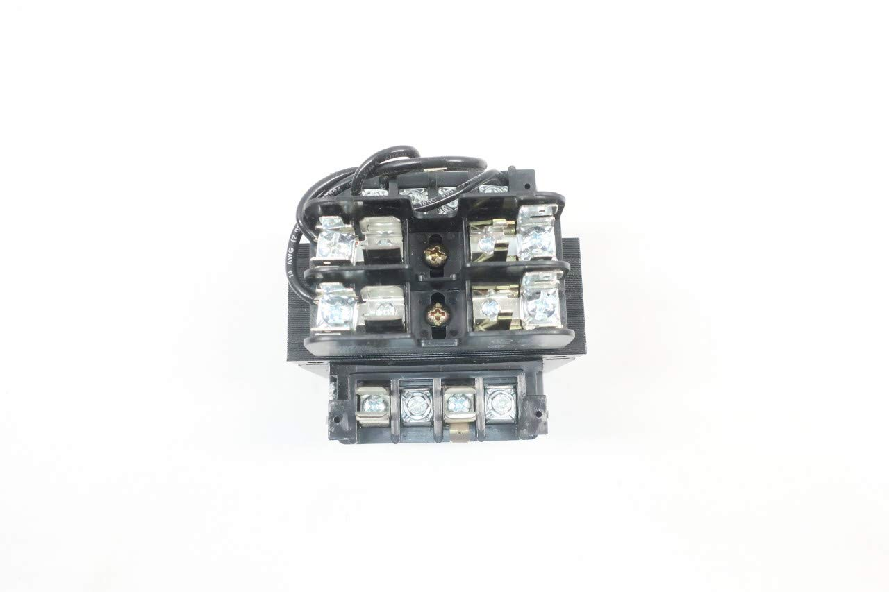 EATON C0100E5EFB Industrial Control Transformer 100VA 208//230//460V-AC 24//115V-AC