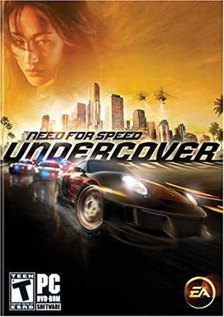 Amazon Com Need For Speed Undercover Nintendo Ds Artist Not