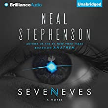 Seveneves: A Novel Audiobook by Neal Stephenson Narrated by Mary Robinette Kowal, Will Damron