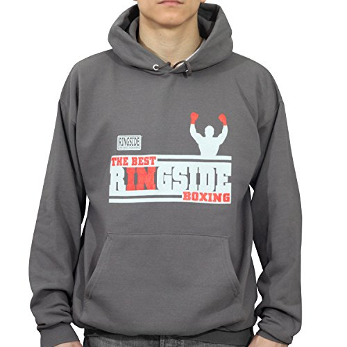Boxer Adult Hooded Sweatshirt (Ringside