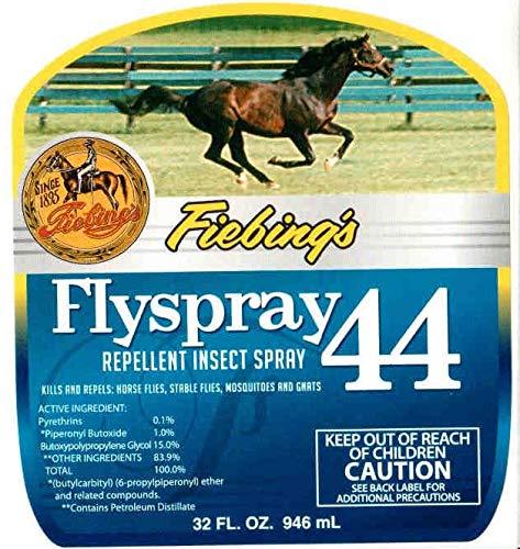 Fiebing's Flyspray 44 for Horses by Fiebing's