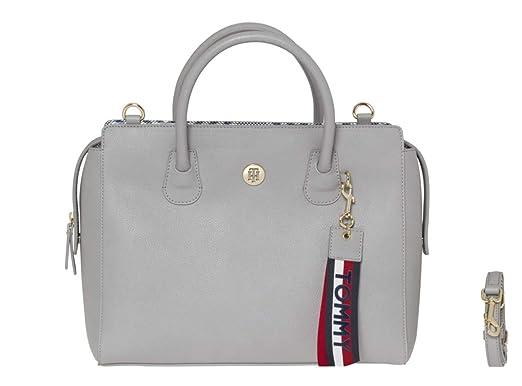 schön Design weit verbreitet elegante Form Tommy Hilfiger Damen Handtasche Tasche Henkeltasche Charming ...