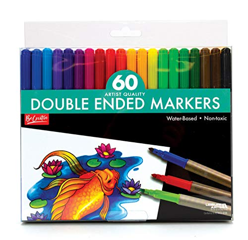 Top 1 leisure arts markers double ended for 2020