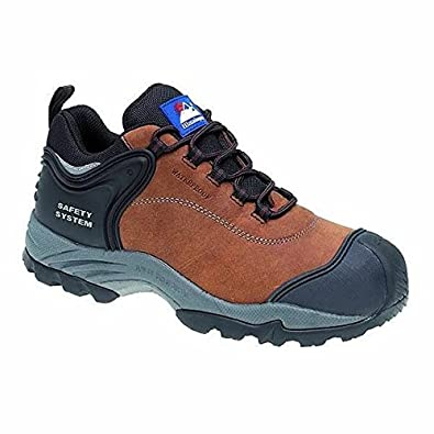 Himalayan Mens Nubuck Fully Waterproof Shoe B01JP17RB4