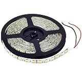 cs-db Bright Blanco Frío 3528SMD LED luces cinta de Navidad 5M 300Leds