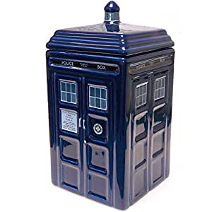 Underground Toys Doctor Who Tardis Cookie Jar