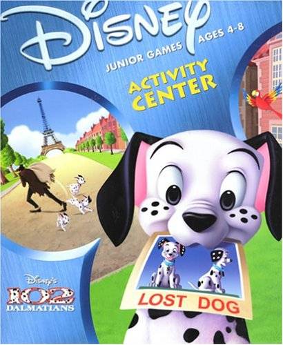 Disney's 102 Dalmatians Activity Center - PC/Mac