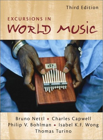 Excursions in World Music (3rd Edition)