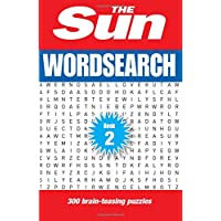 The Sun Wordsearch Book 2: 300 Brain-Teasing Puzzles