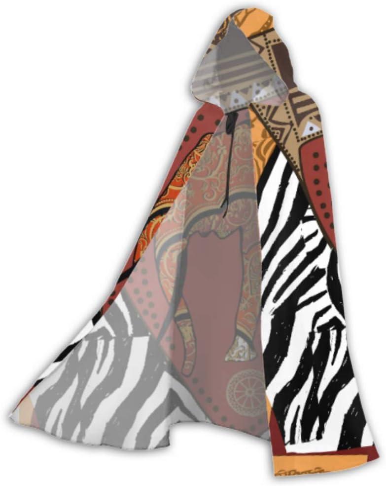 WYYWCY Capa de Arte de Estilo étnico Tribal Africano para Adultos ...