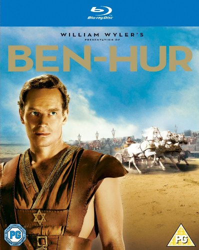 Ben-Hur [Blu-ray] (Region Free)