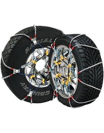 Amazon Com Snow Chains Tire Accessories Parts Automotive Car
